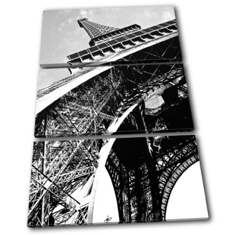 Paris Eiffel Tower Landmarks - 13-1602(00B)-TR32-PO